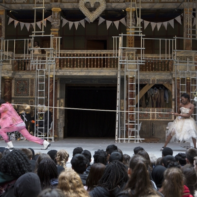 Petruchio - THE TAMING OF THE SHREW (Shakespeare's Globe)