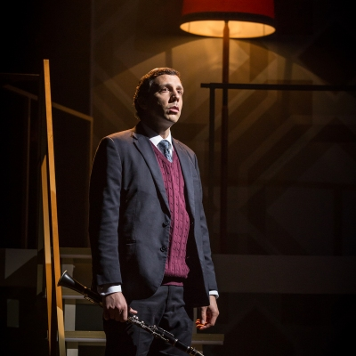 Stuart Gellman - CAROLINE, OR CHANGE (Chichester Festival Theatre)