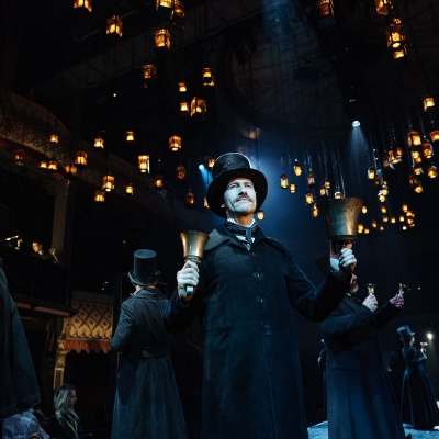 A CHRISTMAS CAROL (The Old Vic)
