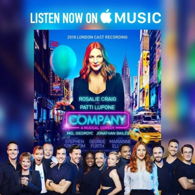 Paul - COMPANY (2018 London Cast Recording)