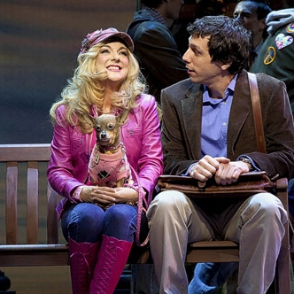 Emmett Forrest - LEGALLY BLONDE (Savoy Theatre)