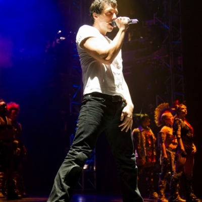 Galileo Figaro - WE WILL ROCK YOU (Dominion Theatre)