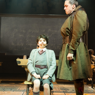 Miss Trunchbull - MATILDA (Cambridge Theatre)
