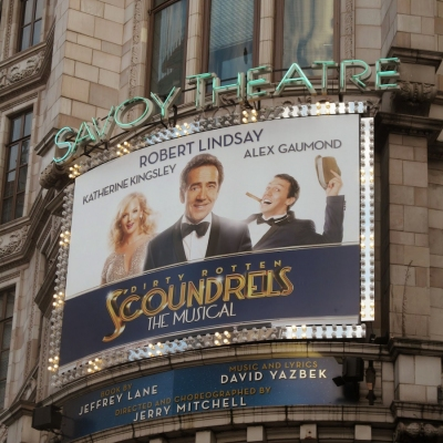 Freddy Benson - DIRTY ROTTEN SCOUNDRELS (Savoy Theatre)