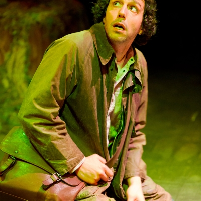 Baker - INTO THE WOODS (Royal Exchange Theatre, Manchester)